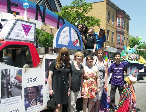 Spectrum Transgender Group of Western New York